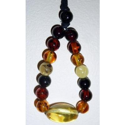 Amber Jewellery Breastfeeding Amber Pendant Necklace