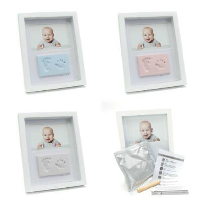 Baby Ink Double Frame Clay Impression Kit