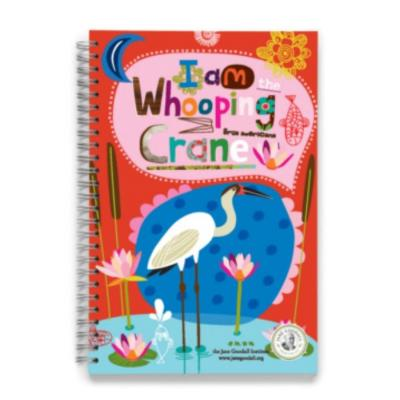 Ecojot Recycled Paper Sketch Book - Crane