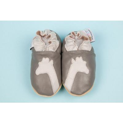Gerry the Giraffe Woddlers Baby Shoes