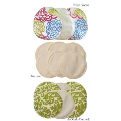Itzy Ritzy Washable & Reusable Nursing Pads for Breast Feeding