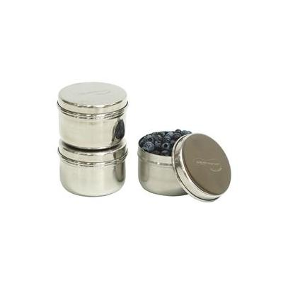 Kids Konserve Mini Stainless Steel Containers set of 3