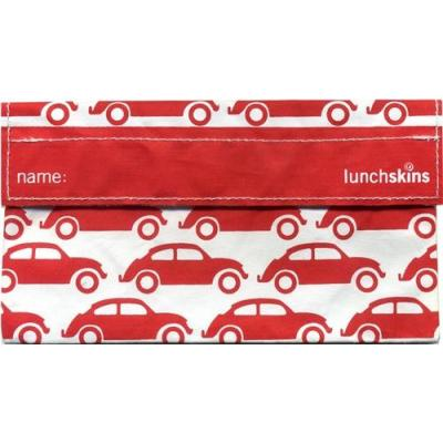 Lunchskins Red Car - Snack Size Bag