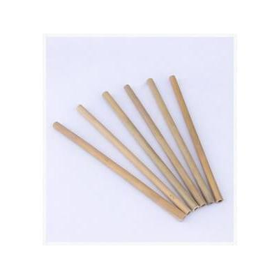 Organic Bamboo Reusable Drinking Straws
