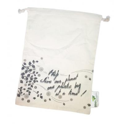 Single Organic Cotton Produce Bags