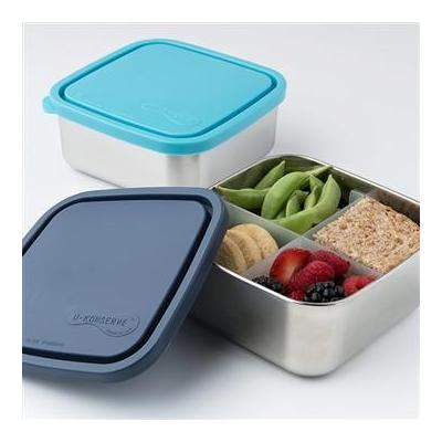 U-Konserve Medium Divided To - Go Containers with Divider